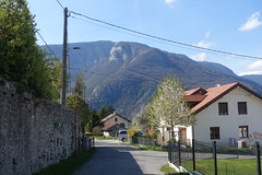 Village @ Chevrier @ Hike to Le Vuache (*_*) Tags: randonnee nature montagne mountain hiking walk marche 2019 printemps spring april jura vuache savoie europe france hautesavoie 74 chevrier afternoon