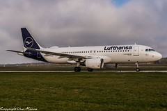 Lufthansa (NEW) D-AIZE (U. Heinze) Tags: aircraft airlines airways airplane planespotting plane flugzeug haj hannoverlangenhagenairporthaj eddv nikon d610 nikon28300mm
