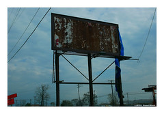 Available (TooLoose-LeTrek) Tags: detroit billboard advertise decay abandon