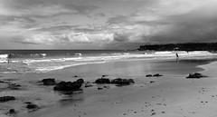 Stormclouds at Swimmers Beach, Yorke Peninsula, South Australia (Red Nomad OZ) Tags: beach yorkepeninsula australia southaustralia swimmersbeach outdoor sand sky skyscape cloud storm landscape sea ocean seascape scenery coast coastline shore shoreline