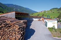 La centrale di teleriscaldamento a S. Pietro_Funes