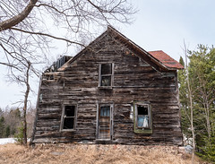 Lost my breath (Wicked Dark Photography) Tags: wisconsin abandoned decay defunct derelict house ruin ruins rural weathered
