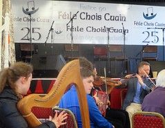 Session in the Parochial Hall 5 May 2019 (Diego Sideburns) Tags: 25thféilechoiscuain féilechoiscuain comayo louisburgh ireland traditionalirishmusic