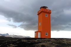 ICELAND - Öndverðarnes lighthouse - Snaefellsnes Peninsula (mda'skaly) Tags: lighthouse phare colour couleur snaefellsnes peninsula islande iceland