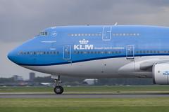 PH-BFT Boeing 747-406(M) (2) (Disktoaster) Tags: eham ams schiphol airport flugzeug aircraft palnespotting aviation plane spotting spotter airplane pentaxk1