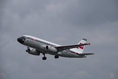 G-EUPJ Airbus A319-131 (BEA Retro Livery) (2) (Disktoaster) Tags: eham ams schiphol airport flugzeug aircraft palnespotting aviation plane spotting spotter airplane pentaxk1