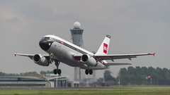 G-EUPJ Airbus A319-131 (BEA Retro Livery) (Disktoaster) Tags: eham ams schiphol airport flugzeug aircraft palnespotting aviation plane spotting spotter airplane pentaxk1