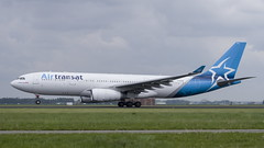 C-GTSN Airbus A330-243 (2) (Disktoaster) Tags: eham ams schiphol airport flugzeug aircraft palnespotting aviation plane spotting spotter airplane pentaxk1