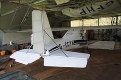G-CCYR (IndiaEcho) Tags: ikarus c42 gccyr eghp popham airport airfield basingstoke hampshire england light general civil aircraft aeroplane aviation canon eos 1000d microlight fly in 2019