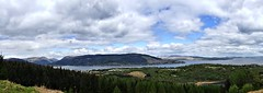 A View From The Camel's Hump (Bricheno) Tags: panorama sweep dunoon cowal clyde riverclyde estuary clydeestuary loch lochlong holyloch bricheno scotland escocia schottland écosse scozia escòcia szkocja scoția 蘇格蘭 स्कॉटलैंड σκωτία strone