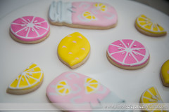 Pink Lemonade Cookies (Laura K Bellamy) Tags: wedding weddings reception cookies dessert