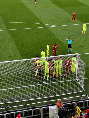 Liverpool vs Barcelona [4-0], Champions League Semi-Final, 2nd Leg, 2019