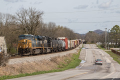 NS 179 at AGS 7.0 (travisnewman100) Tags: norfolk southern ns train railroad rr freight manifest csx ge es44ah ags north district chattanooga tennessee 179 alabama division great wauhatchie pike emd sd70m