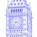 Big Ben (drawing filter)