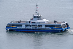 Burrard Pacific Breeze (Ross G. Strachan Photography) Tags: britishcolumbia canada coalharbour vancouer lunchtime seabus walk vancouver