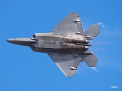 171105_026_JaxAS_F22 (AgentADQ) Tags: lockheed f22 raptor jacksonville nas air show airshow stealth fighter plane jet airplane military aviation