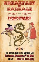 Breakfast in Babbage: Faery Stories