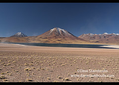 Beautiful Lake Miscanti on the altiplano, Atacama Desert, Chile (jitenshaman) Tags: travel worldtravel destination destinations southamerica latinamerica chile atacama sanpedrodeatacama nortegrande desert altiplano plains mountain mountains landscape landscapes scenery nature outdoors natural view vista colours colors colour color arid dry deserts rocks formations valley naturallandscape naturesbeauty beautiful desolate stark tourism touristattraction desertscape eerie moon wilderness miscanti lakemiscanti lagunamiscanti lake lakes water blue contrast panorama panoramic