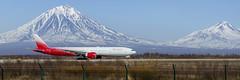 Rossiya - Russian Airlines Boeing 777-31H(ER) EI-GEU (Zhuravlev Nikita) Tags: rossiya sdm boeing 777 boeing777 spotting elizovo kamchatka uhpp