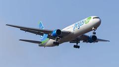 IKAR Boeing 767-3G5(ER) VP-BOY (Zhuravlev Nikita) Tags: 767 b767 ikar boeing spotting elizovo kamchatka uhpp