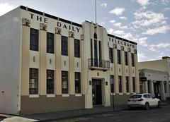 a day in the life - # 7 (slava eremin) Tags: napier nz newzealand artdeco building architecture