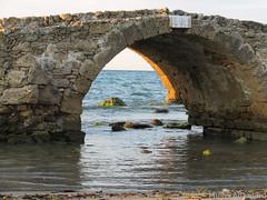 Argassi Bridge (MullerAdam_hu) Tags: nyár természet tenger nyaralás híd görög görögország argassi canonpowershots2is 2011 summer nature sea holiday bridge greek greece