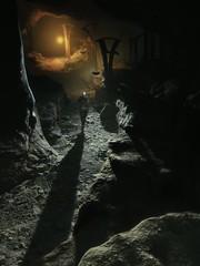 In Caves (PulseZET) Tags: metro metroexodus 4agames deepsilver 4aengine