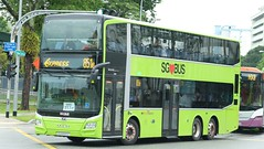 MAN ND323F (A95) (TIB1186Z) Tags: mannd323f manlionscity doubledecker singapore buses