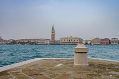 Venice (Klemens Schuster) Tags: venice venedig italy italien europe worldtour foggy sea city tour sony 1635mm alpha tourist sky sun nebel kurztrip pic week