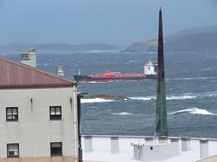 IMG_7352 (jesust793) Tags: barcos ships mar sea torre milenio coruña