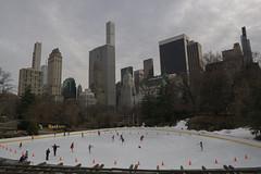 The magic of the ice rink in Central Park (nicolazanin1) Tags: newyork usa vacanza viaggio centralpark park ice love magic peace photography