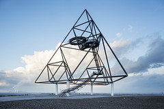 Tetrahedron. (Stefano Perego Photography) Tags: stepegphotography stefano perego viewing platform landmark architecture design