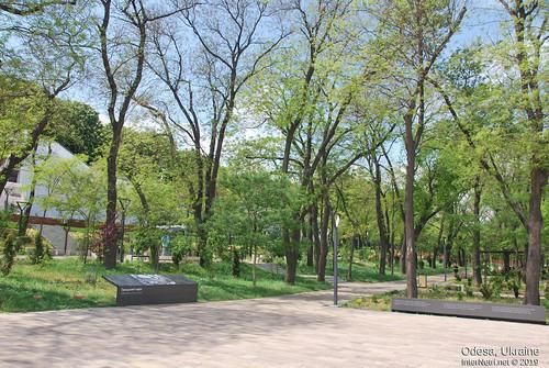 Грецький парк, Одеса, травень 2019 InterNetri Ukraine 219