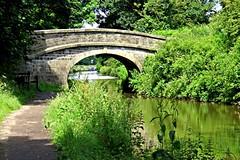Sugar Lane Bridge, Macclesfield Canal, Adlington, Cheshire (HighPeak92) Tags: bridges sugarlanebridge canals macclesfieldcanal adlington cheshire canonpowershotsx700hs