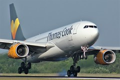 G-OMYT (AnDyMHoLdEn) Tags: thomascook a330 egcc airport manchester manchesterairport 05r