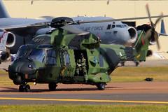 NH-218-01 (GH@BHD) Tags: nh218 nhindustries nh90 nh90tth finnisharmy riat2017 raffairford fairford royalinternationalairtattoo aircraft aviation helicopter chopper rotor military