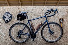 FUJI0027 (Omar.Shehata) Tags: bespoke cycle show 2019 bicycle handmade bristol bespoked