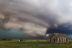 Little House on the Prairie (Rigsby'sUniquePhotography) Tags: tulia texas tornado supercell spring may structure abandoned abandonedhouse relics magazine travel earth weather nature sandisk canon nationalgeographic