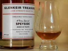40 Year Old (bredmañ) Tags: whisky malt scotch singlemalt rare handheld olympus em1mkii porst50mmf12 adapted glencairn