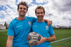 2018-04-26 Conor Coleman and Matt Zinner 005 (Ray Bernoff) Tags: 2018 commencement conorcoleman daily mattzinner seniors soccer soccerplayers sportraits sports tufts