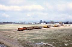 MILW Manhatten, MT (larryzeutschel) Tags: milw milwaukee road railroad montana branch line gallatin valley