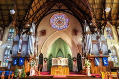First Church of Otago (Jedi_zhudi) Tags: sony a7riii sel24105g newzealand dunedin church architecture building