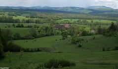 Vue sur le Village de Coulans- Sur- Lison (francky25) Tags: vue sur le village de coulans lison paysage franchecomté doubs printemps