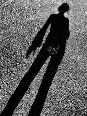 Grass is Greener (.Betina.) Tags: blackandwhite self selfportrait silhouette shadow shadowplay iphoneography iphone abstract fineart fingers woman portrait portraiture 2019 italy turin