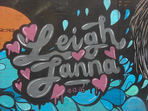 Leigh Tanna's Signature