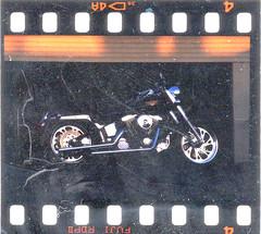 Harley-Davidson EVO FLSTF             img_scan911 copy (Kenny's Fab Lab) Tags: nikon nikonf3 f3 provia fujiprovia fujifilmprovia 180mmf28afn nikkor180mmf28afn 180mmafn 180mmf28afnedif harleydavidson flstf
