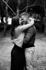 J+M (thebirdiesprod) Tags: couple noire blanc forêt forest nature wedding regard passsion sud plage amour love homme femme man woman canon 6d soleil sun france light mai portrait calme beautifull summer boket 50mm sigma art monochrome nb var