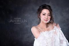 李宥槿 婚紗人像 (Javier Lun) Tags: 棚拍 創作 婚紗 寫真 人像 攝影 造型 髮妝