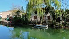 Jarnac (thierry llansades) Tags: jarnac 16 charente charentes cognac fleuve courvoisier vin vins saintes aquitaine poitou