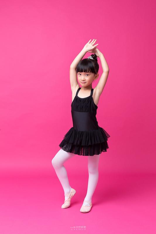 小女孩兒的芭蕾夢 | 台南舞蹈教室 迪迪舞蹈 | 兒童寫真 16